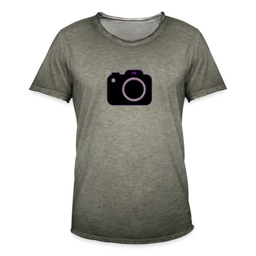 FM camera - Men's Vintage T-Shirt