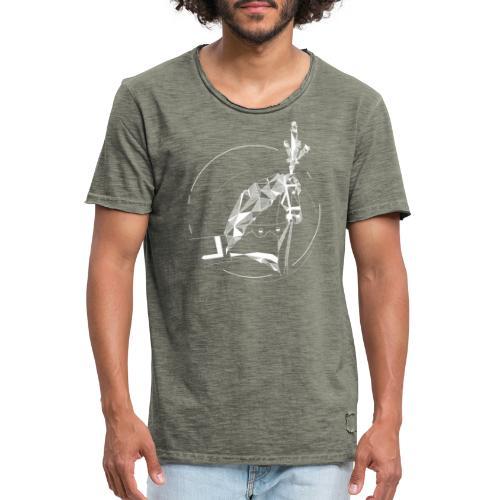 Ros Beiaard - wit - Dendermonde - T-shirt vintage Homme