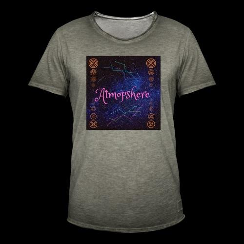 Atmosphere - Männer Vintage T-Shirt