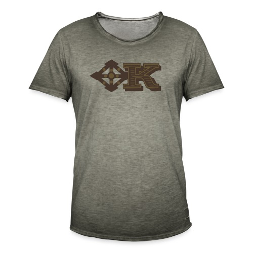 Kenya Airways Logo - Men's Vintage T-Shirt