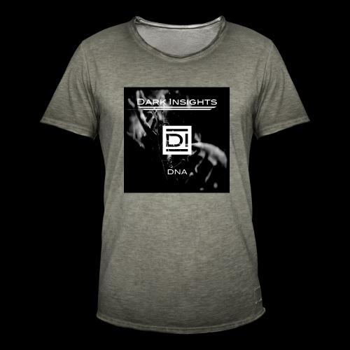 Dark Insights DNA THE ALB - Men's Vintage T-Shirt