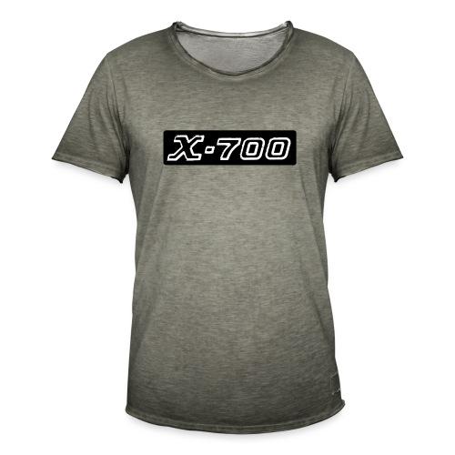 Minolta X-700 - Maglietta vintage da uomo