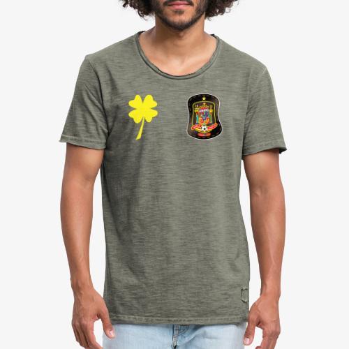 Trébol de la suerte CEsp - Camiseta vintage hombre