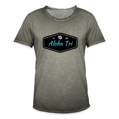 Aloha Tri Ltd. - Men's Vintage T-Shirt