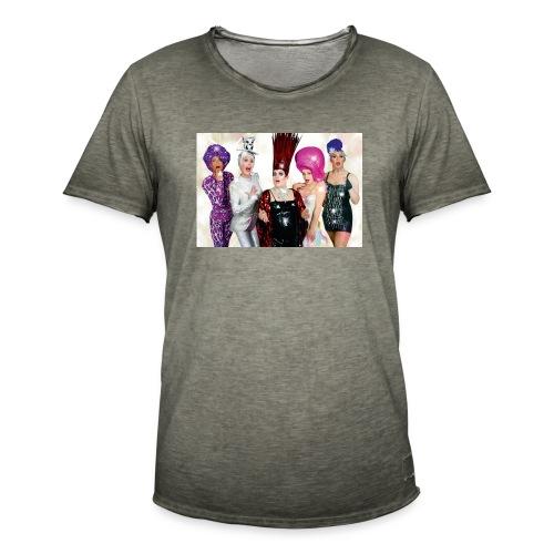 Covergirls - Männer Vintage T-Shirt