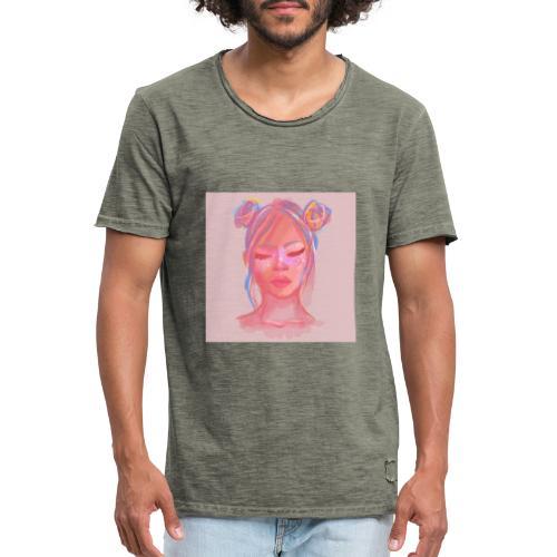 Pinky - Men's Vintage T-Shirt