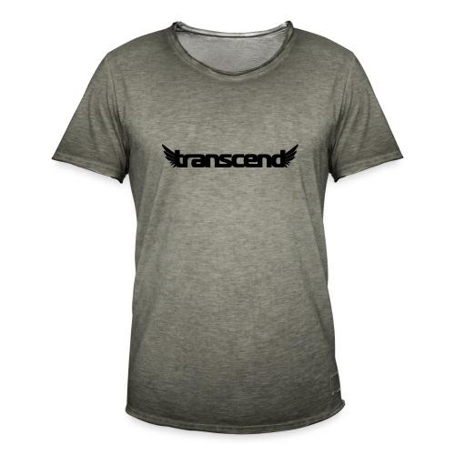 Transcend Bella Tank Top - Women's - White Print - Men's Vintage T-Shirt