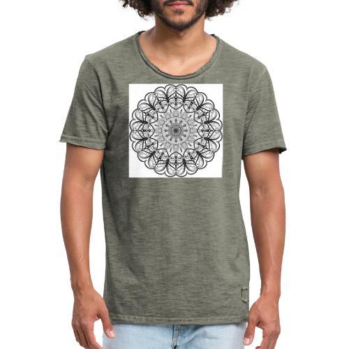 art- floor - Männer Vintage T-Shirt