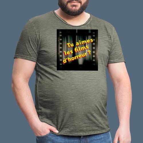 Talfho Logo Vintage Saison 2 - T-shirt vintage Homme
