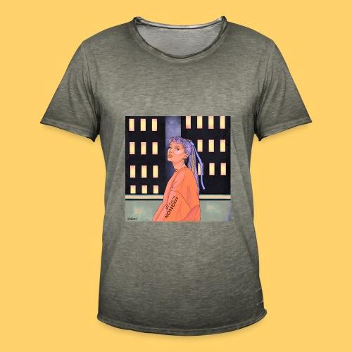 Mitternachts Shooting. - Männer Vintage T-Shirt