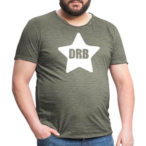 Dark Ride Star - Miesten vintage t-paita