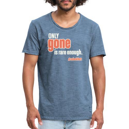 Gone - Men's Vintage T-Shirt