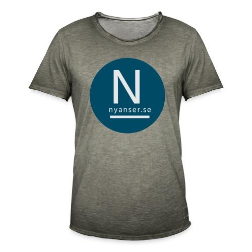 Nyanser.se mugg - Vintage-T-shirt herr