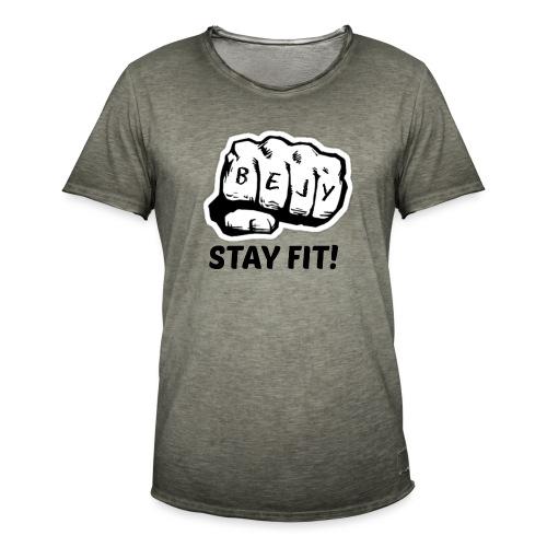 Sport tøj - Herre vintage T-shirt