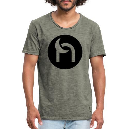 Nocturnal Samurai Black - Men's Vintage T-Shirt