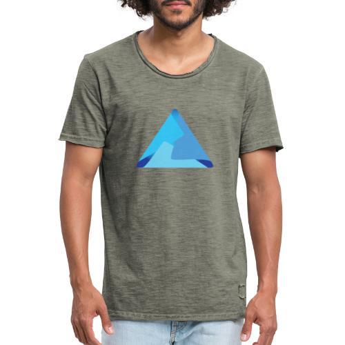 Pyramide - T-shirt vintage Homme
