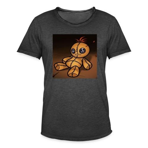 vodooo - Männer Vintage T-Shirt