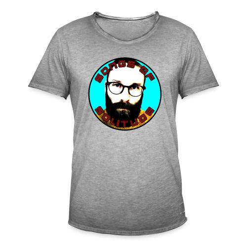 Songs of Solitude - Vintage-T-shirt herr