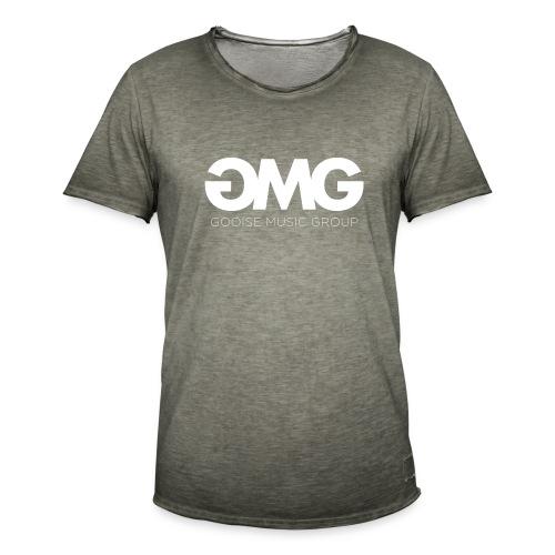 GMG - Mannen Vintage T-shirt