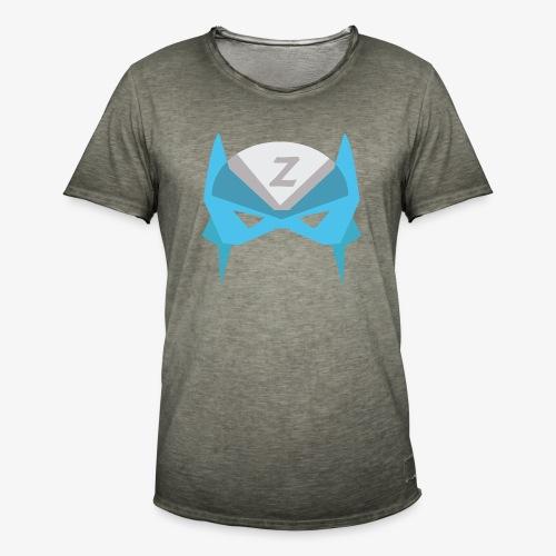 MASK 3 SUPER HERO - T-shirt vintage Homme