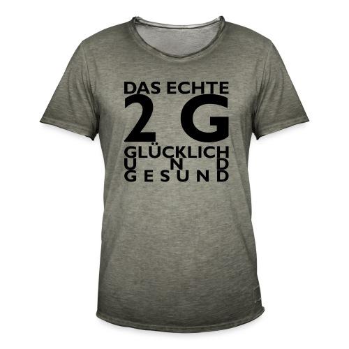 Resist 21.4 - Männer Vintage T-Shirt