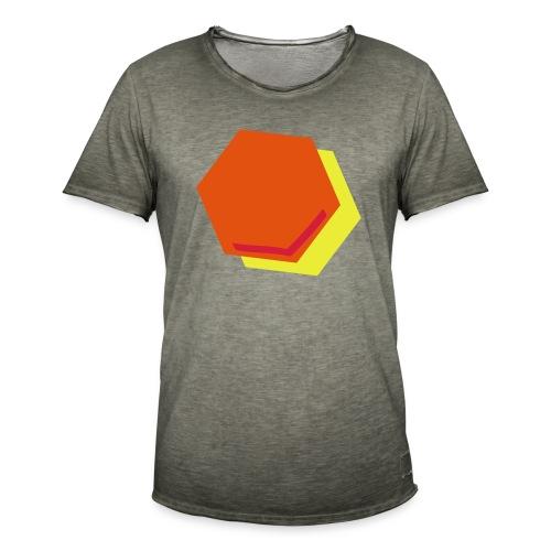 detail2 - Mannen Vintage T-shirt