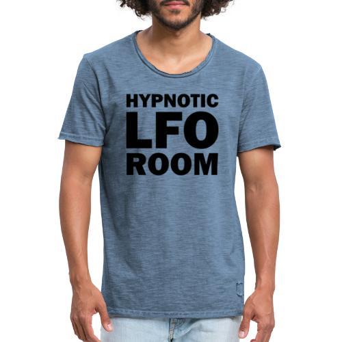 Hypnotic LFO Room Logo - Men's Vintage T-Shirt