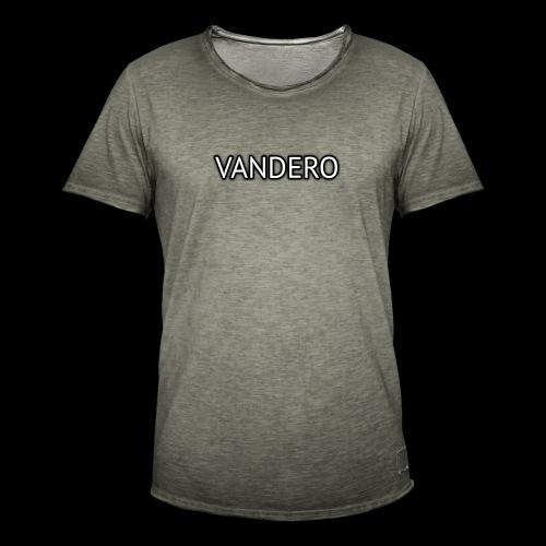 Vandero Shadow - Men's Vintage T-Shirt
