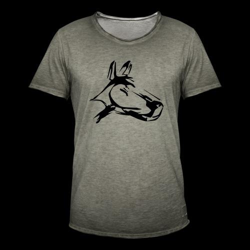 Anzian - Männer Vintage T-Shirt