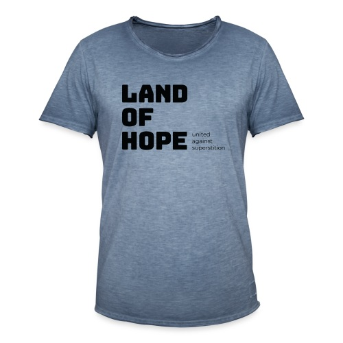 Land of Hope - Men's Vintage T-Shirt