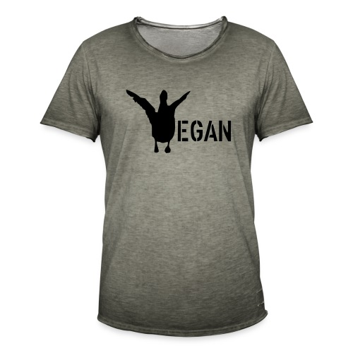 venteklein - Männer Vintage T-Shirt