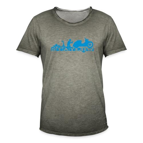 STAYLOW Bier - Männer Vintage T-Shirt
