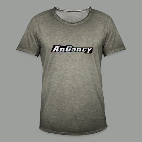 My new limited logo - Men's Vintage T-Shirt