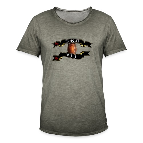 logoskb7 - T-shirt vintage Homme