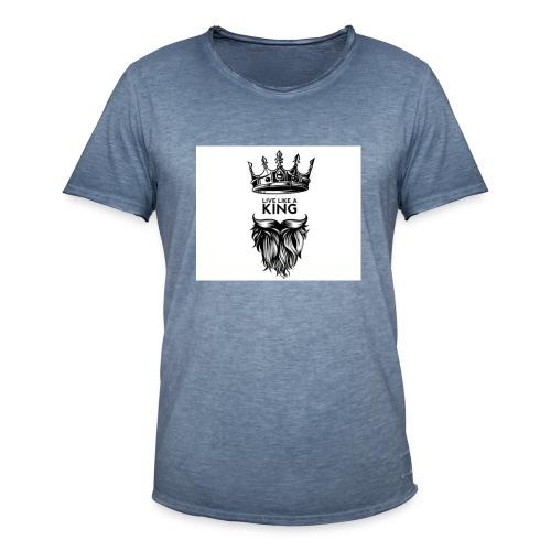 TKT Live Life - Men's Vintage T-Shirt