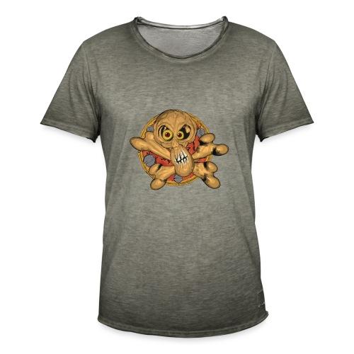 The skull - Men's Vintage T-Shirt