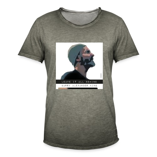 Barry Alexander King - Men's Vintage T-Shirt
