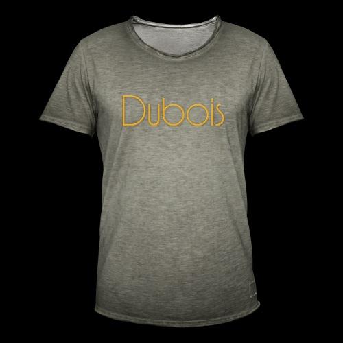 Dubois - Mannen Vintage T-shirt