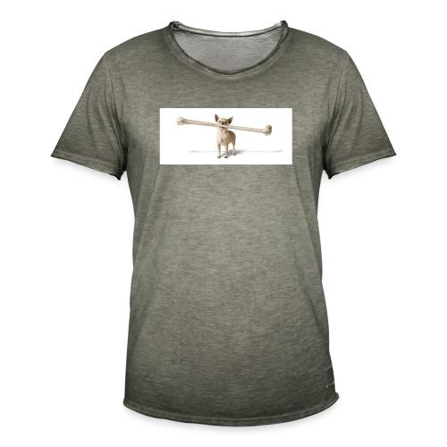 Tough Guy - Mannen Vintage T-shirt