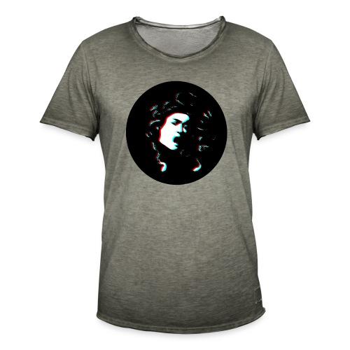 medusa_def_3 - Maglietta vintage da uomo