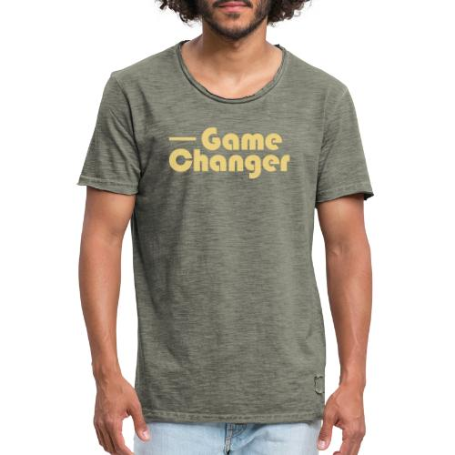 Game Changer - Men's Vintage T-Shirt