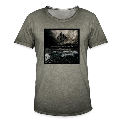 COVER Line - Männer Vintage T-Shirt