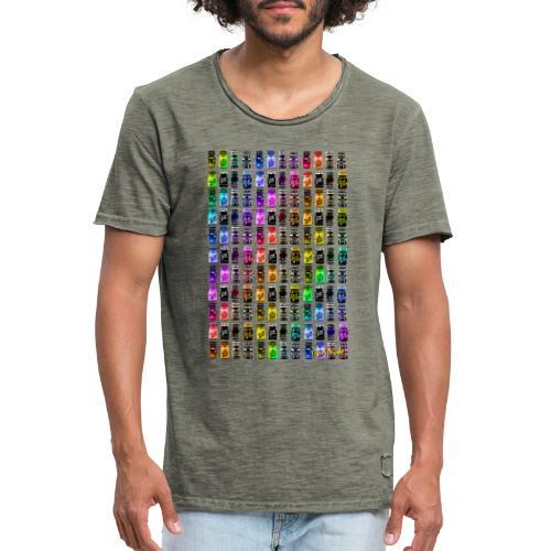 Gert.Rude´s Poppering - Männer Vintage T-Shirt