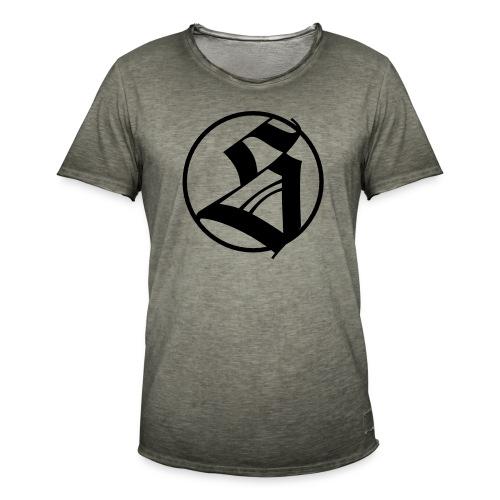 s 100 - Männer Vintage T-Shirt