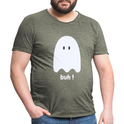 Buh ! - Herre vintage T-shirt