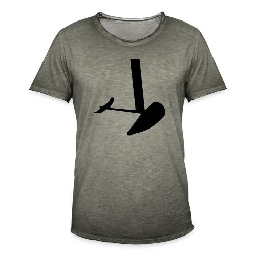 Foil - Männer Vintage T-Shirt