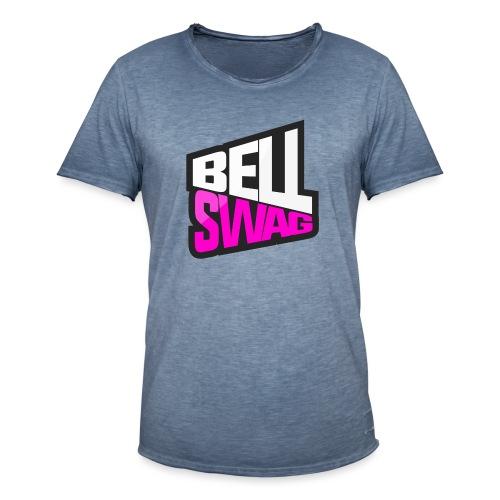 Bellswag logo transparent large - Men's Vintage T-Shirt