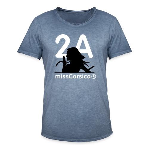 missCorsica 2A - T-shirt vintage Homme