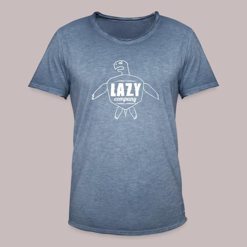 Lazy company - T-shirt vintage Homme