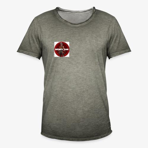 Youtuber Infinity_Toni - Männer Vintage T-Shirt